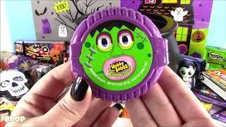 BubblePOP Kids! Halloween Candy Taste Test! Craziest CANDY EVER HAUL