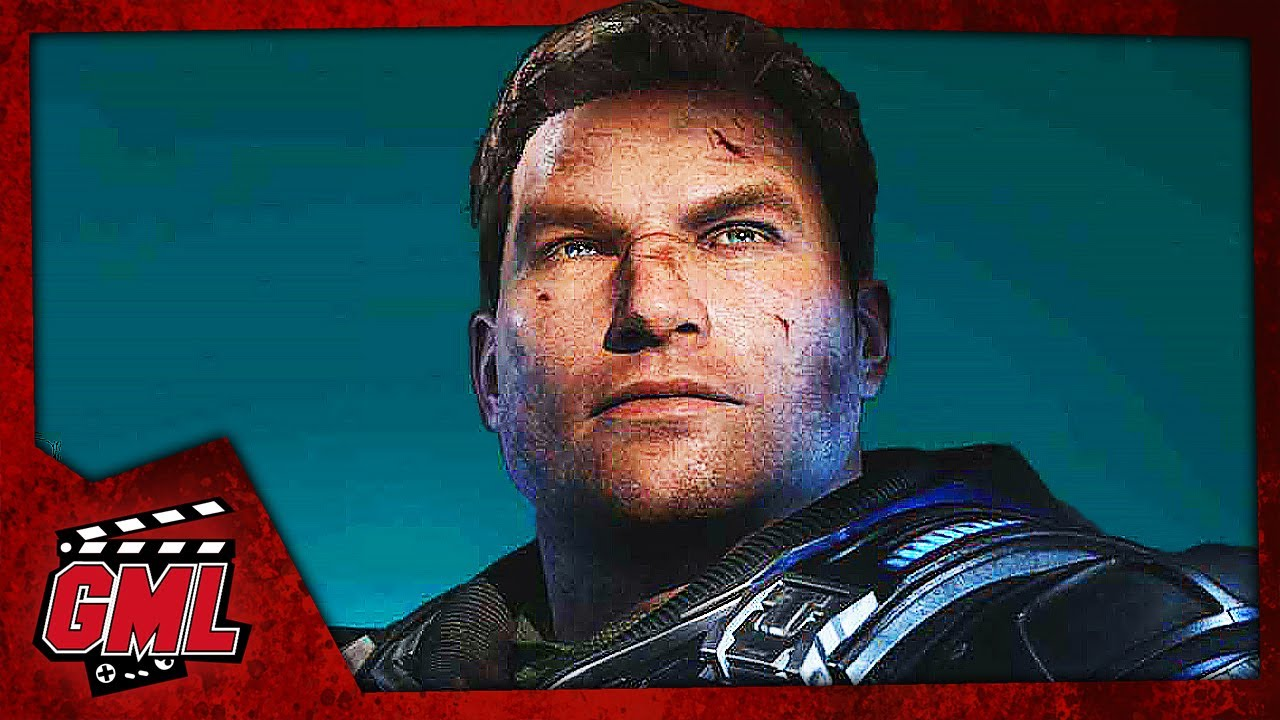 GEARS OF WAR 4 - FILM JEU COMPLET FRANCAIS