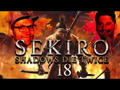 Du kleiner haariger Affe  Sekiro Shadows Die Twice mit Simon & Nils 18