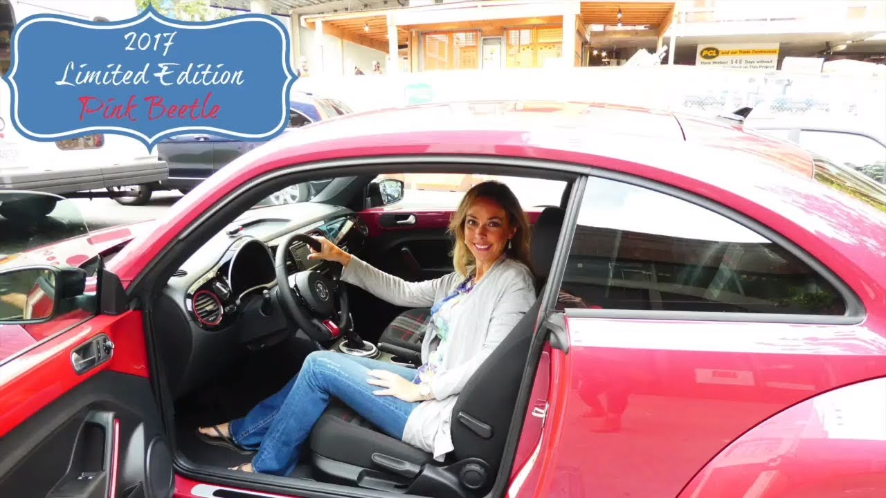 review expert of drive pinkbeetle pink volkswagen test coupe beetle