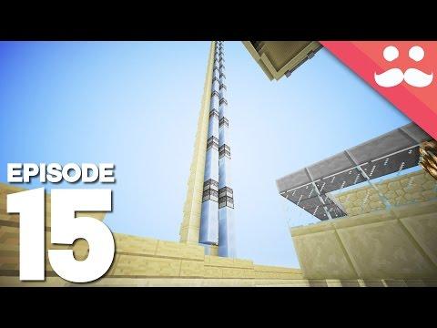 Hermitcraft 4: Episode 15 - The Sky Lift