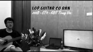 Basic Guitar Class