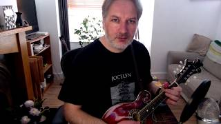 The Earl's Chair (reel) on mandolin