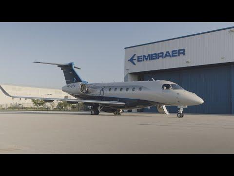#Embraer #Praetor600 Virtual Tour