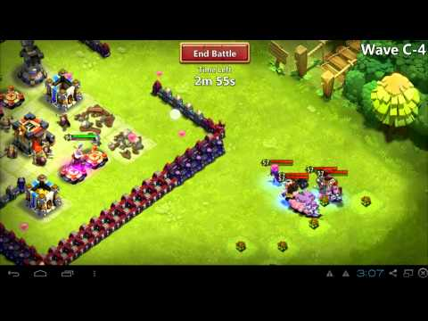 HBM C New Base Design Townhall 12 Only 2 Heroes Using Troops!