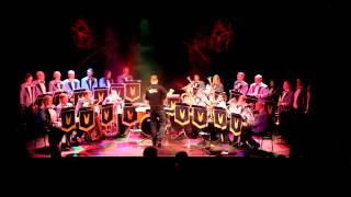 ACID BRASS - VOODOO RAY @ THE MET, BURY 11.10.13.