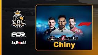 Turniej AOR F1 Esports - Patryk Krutyj POV (Wyścig Chiny)