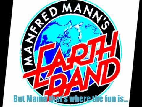 Manfred Mann's Blinded by the light Lyrics