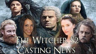 The Witcher Season 2 ထုတ်လွှင့်သည့်သတင်း / ပြိုကွဲမှု (The Witcher Netflix Series, Casting Updates)
