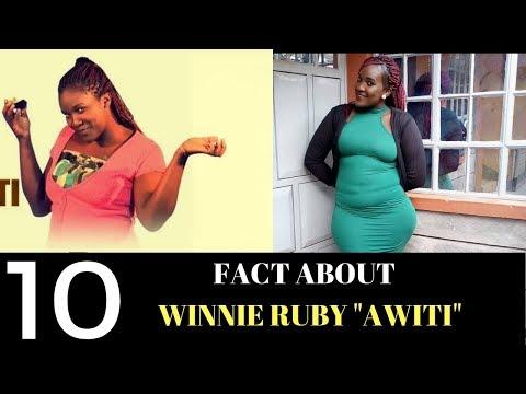 Kenyan Sauce  TOP 10 UNKNOWN FACTS ABOUT AWITI TRHK  