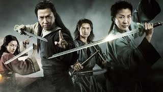 CROUCHING TIGER HIDDEN DRAGON 2 - SWORD OF DESTINY - MOVIE REVIEW - MARTIAL CLUB