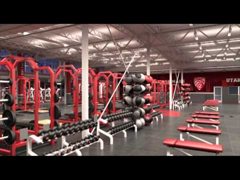 Football Training Facility University Of Utah Updated Youtube
