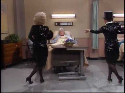 golden girls rose and blance dancing.mpg