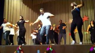 2011 Educational Alliance Spring show: Staff dance ft. PS 140 Dance Team: 6 Minutes of Greatness