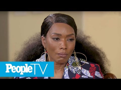 Angela Bassett On Black Panther's Message For African-Americans | PeopleTV