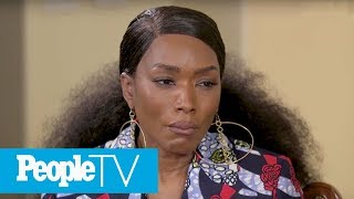 Angela Bassett On Black Panther