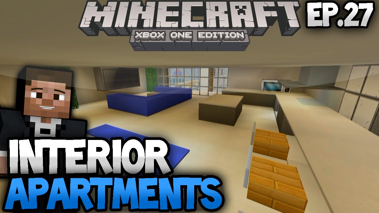 minecraft interior design kitchen minecraft xbox one building a modern city ep 27 7507