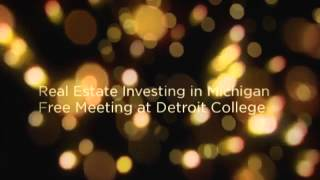 Michigan Real Estate Investors 248-762-0800