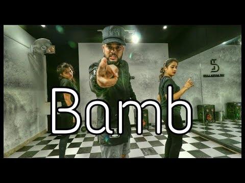 BAMB Song: Sukh-E Muzical Doctorz Feat. Badshah || Dance choreography