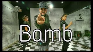 BAMB Song: Sukh-E || Dance choreography