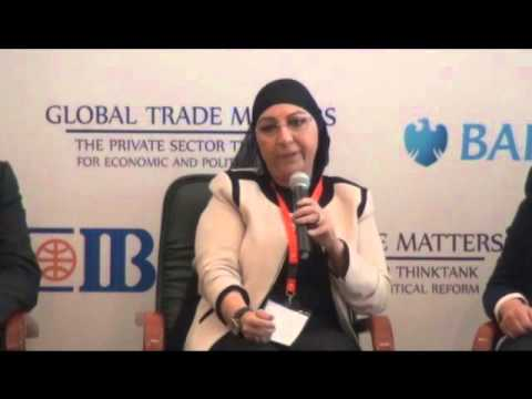 Ms. Joman Salama - Barclays Egypt - Investment & Technology Conference Cairo 2015