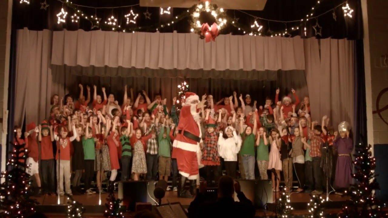 Mt Olive Elementary 2015 ChristmasTime - YouTube