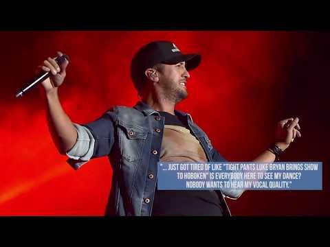 RIP Luke Bryan's Tight-Fittin' Jeans - Taste of Country News 360