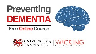 Preventing dementia is a free five-week massive open online course (mooc) that reviews the latest research into factors may modify risk of dementia. the...
