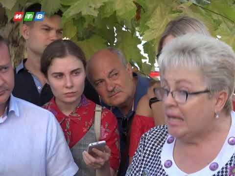 ТРК ИТВ: Деревья на Невского сохранят максимально