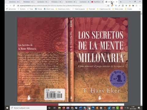 Para que Funcione✍ Los Secretos De La Mente Millonaria
