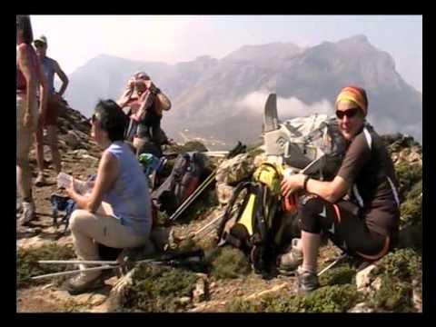Cai Valfurva - Trekking sull'Isola di Karpathos