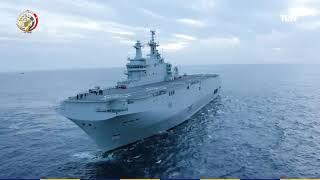 قادر 2020 .. الوحدة 999 صاعقة تشارك فى مناورة الجيش المصرى
