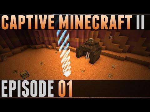 Captive Minecraft II - #01 - La Chambre Aux Monuments
