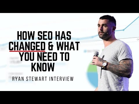 The Evolution Of Selling Local SEO Services With Ryan Stewart
