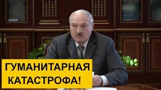 Лукашенко: Люди умирают, они же все замерзнут зимой! Гуманитарная катастрофа на границе