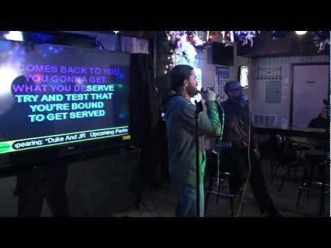 Karaoke at Highlander Club in Salt Lake City Utah