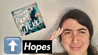 High Hopes by Panic! at the Disco REACTION