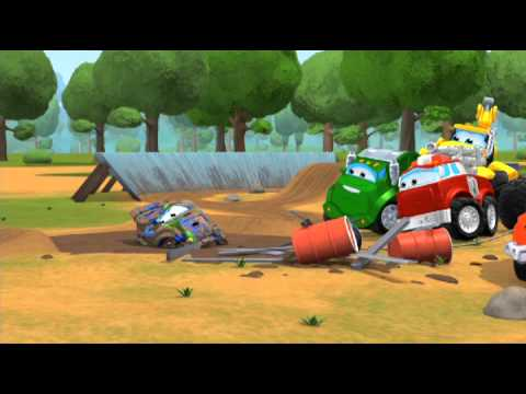 The Adventures Of Chuck And Friends: Monster Rally (3/4) 2012