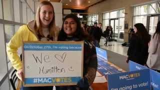 MacVotes Municipal Elections 2014: I