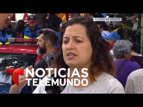 Dueñas de panadería distribuyen café y galletas a voluntarios | Noticiero | Noticias Telemundo