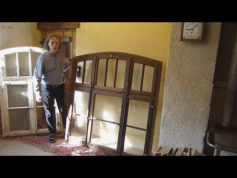 Tischlerarbeiten handwerk restaurierungen antiquit ten 39 s der zahnhobel youtube video on - Fenster kalk entfernen ...