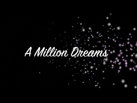 A Million Dreams The Greatest Showman Instrumental Cover