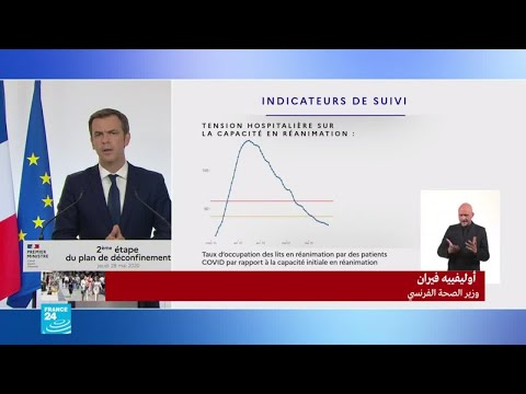وزير الصحة الفرنسي: اختبارات تحليل الدم للكشف عن فيروس كورونا مجانية  - نشر قبل 17 ساعة