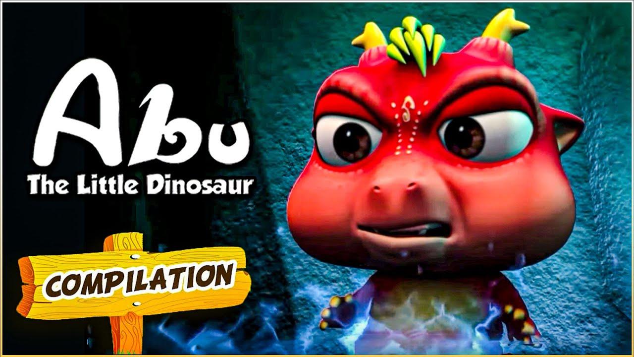 Best Of Abu The Little Dinosaur Episodes | Funny Cartoon Animated Episodes For Kids | Rajshri Kids