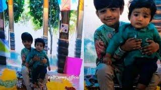 Jr NTR Lakshmi Pranathi Second Son Bhargava Ram Rare Unseen Photos | Jr NTR son Bhargava Ram Unseen