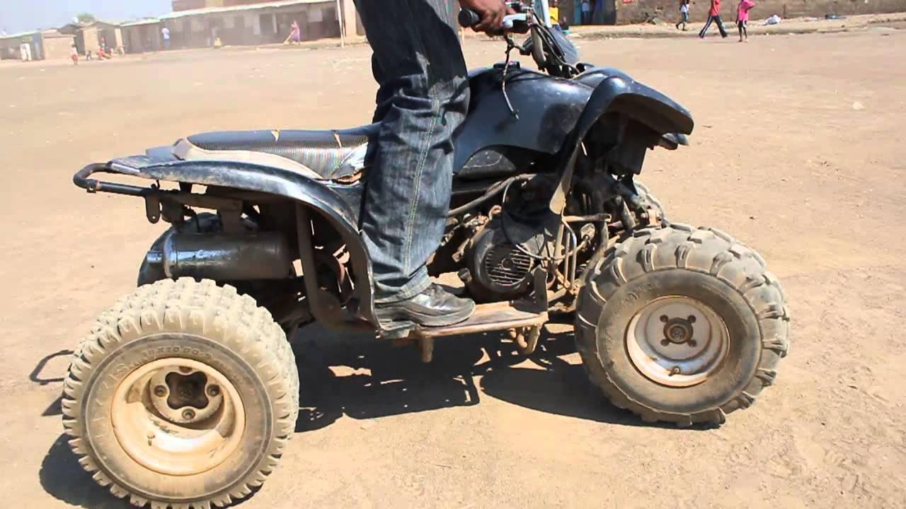 How To Drift Quadbike Automatic Youtube
