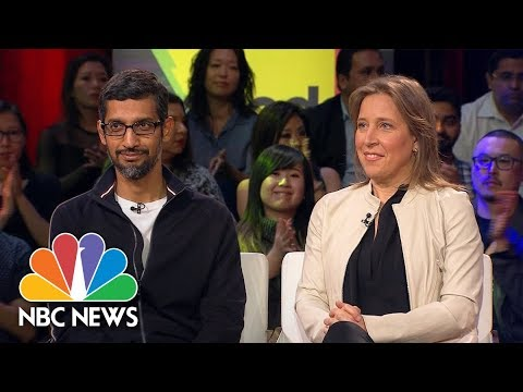 Revolution: Google And Youtube Changing The World | NBC News