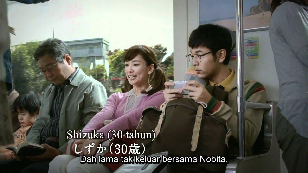 Toyota x Doraemon CM [Nobita 30years old & BBQ] Malay Sub - YouTube