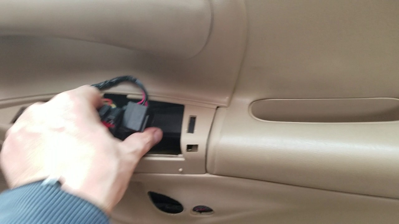 Install New Door Speaker On A 1997 1998 1999 2000 Or 2001 Ford F150 Explorer Wiring Speakers