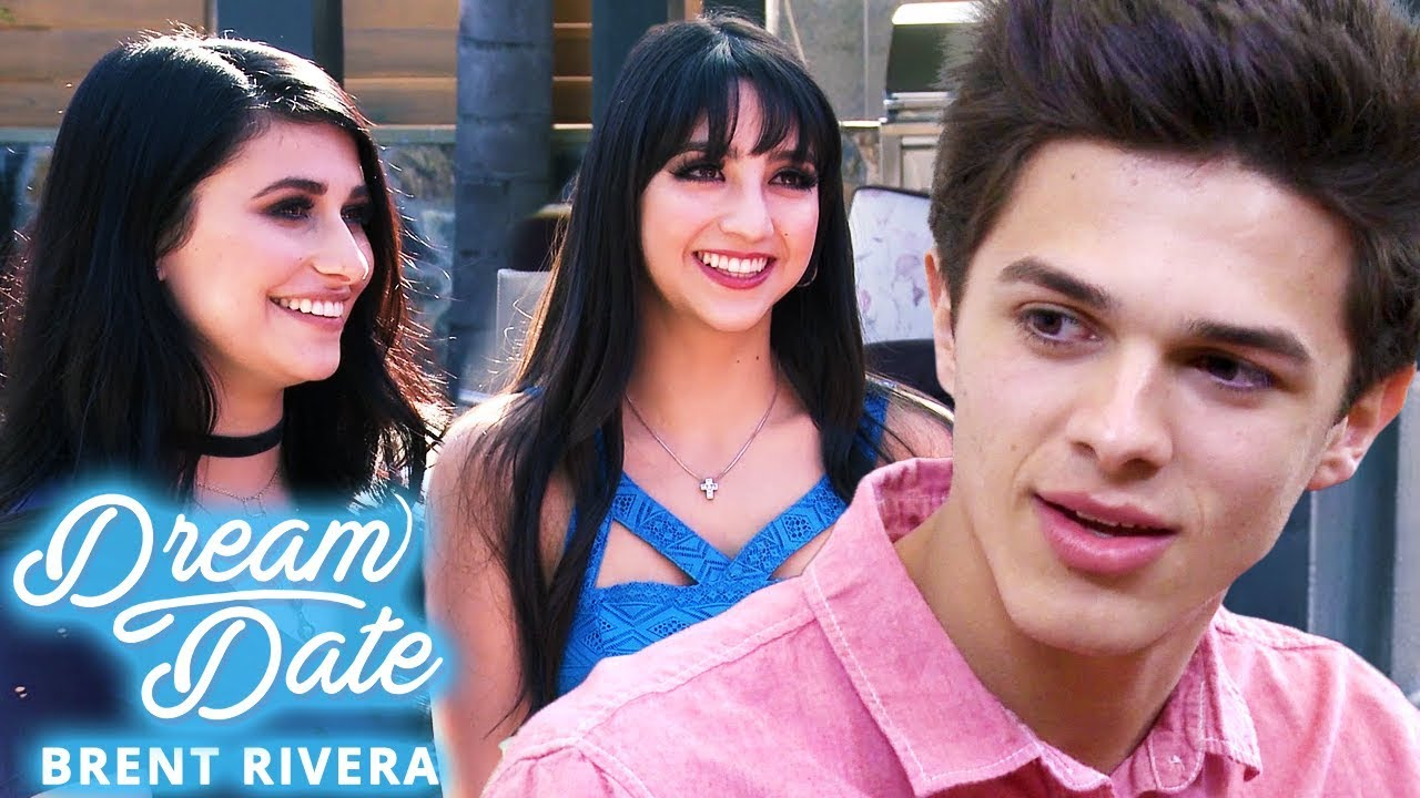 Brent Rivera's GIRLFRIEND FINAL DECISION! Dream Date With